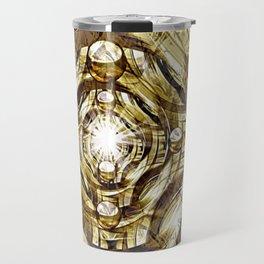 In Hadron Collider. Travel Mug