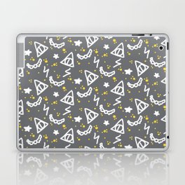 Potter Pattern Laptop & iPad Skin