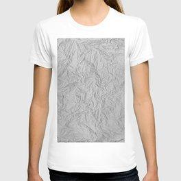 Scribbled Paper T-shirt