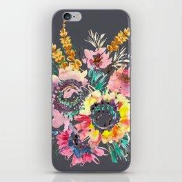 Meadow Bouquet iPhone Skin