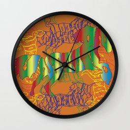 UNICORNY #DESIGN Wall Clock