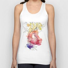 Branches Unisex Tank Top