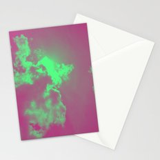 Radiant Clouds Stationery Cards