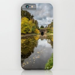 Chirk Canal iPhone Case