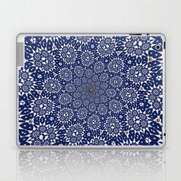 Bleu Gyre Royale Laptop & iPad Skin