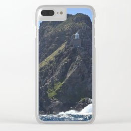 Cape Of Good Hope Clear iPhone Case