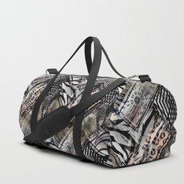 Ethnic fantasy. 2 Duffle Bag
