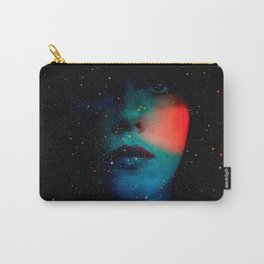 Cosmic Face in the Infinite Universe Carry-All Pouch