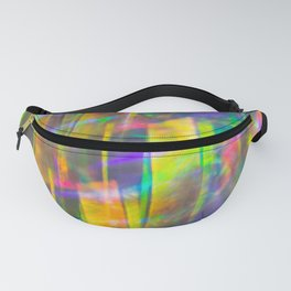 Prisms Play of Light 5 Fanny Pack
