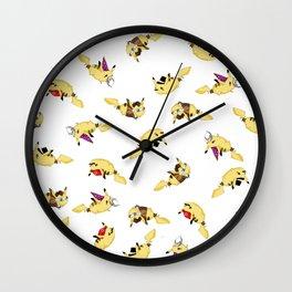 Geekachu Wall Clock