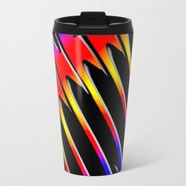 Abstrakt - Perfektion 50 Travel Mug