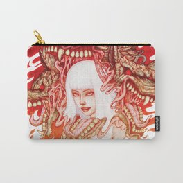 GUARDIAN OF THE HELL GATE Carry-All Pouch