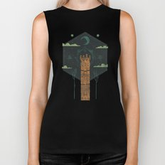 The Tower Biker Tank