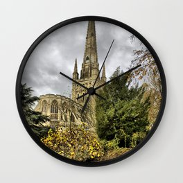 Norwich Cathedral Wall Clock