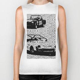 Vintage Racing #1 Biker Tank