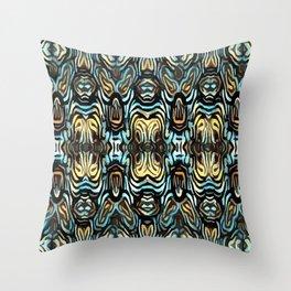 Ember Shamans Throw Pillow