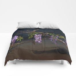 Cogan's Wisteria Comforters
