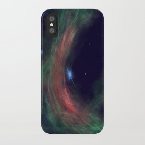 Stellar Wind iPhone Case