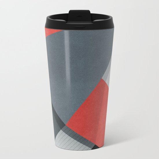 Projections Metal Travel Mug