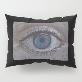 Eye 1# Rose Pillow Sham