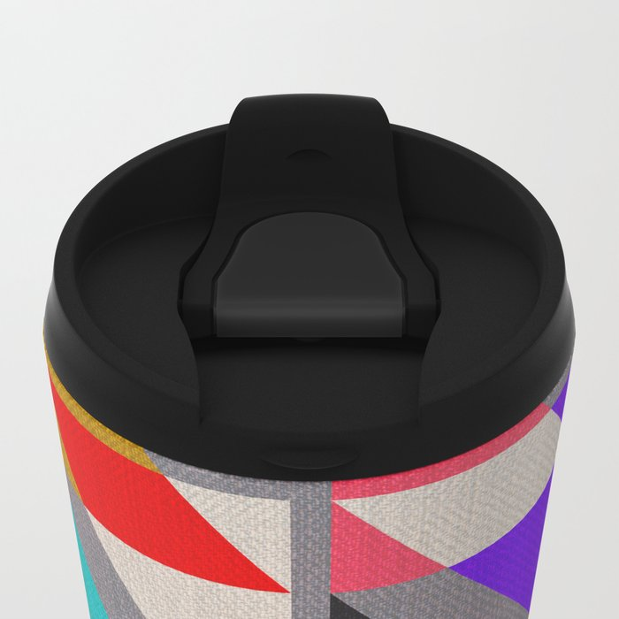 Fragments X Metal Travel Mug