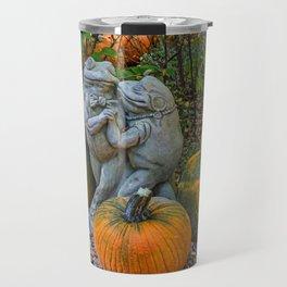 Dancing in the Pumpkin Patch Travel Mug