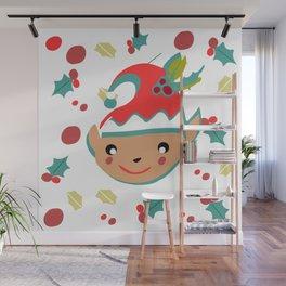 cute gnome Wall Mural