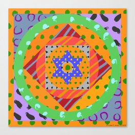 Fruit Machine 06 Canvas Print