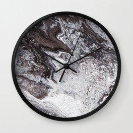 Geode Wall Clock
