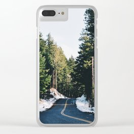 Drive VIII Clear iPhone Case