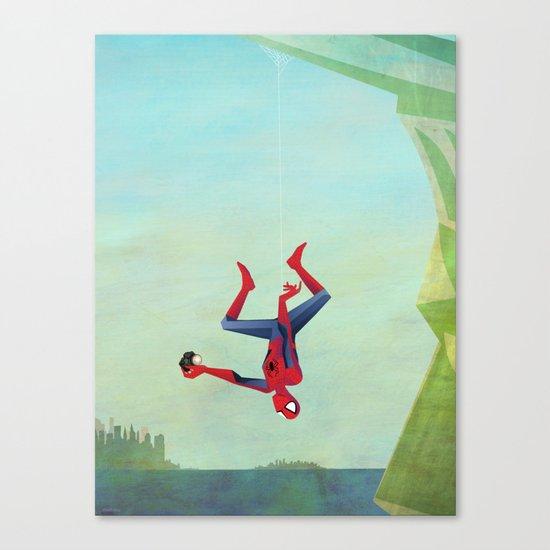 Superior Selfie Canvas Print