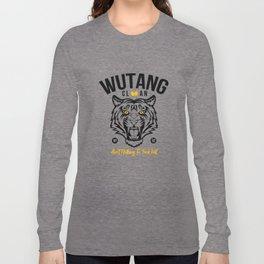 WuTangClan Tiger Long Sleeve T-shirt