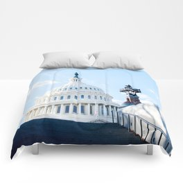 Our Nations Capitol Comforters