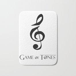 Game of Tones Bath Mat