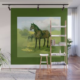Sound Reason (CAN) - Thoroughbred Stallion Wall Mural