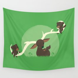 Teeter Totter Wall Tapestry