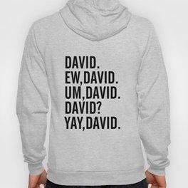David Rose Funny Bella Canvas Shirt, Schitt's Creek Alexis QuoteS Hoody