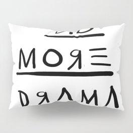 Basquiat No More Drama Pillow Sham