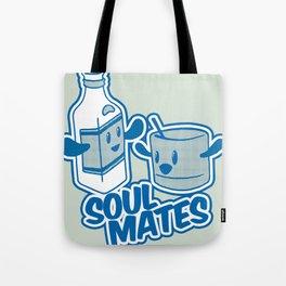 Soul Mates!  Tote Bag