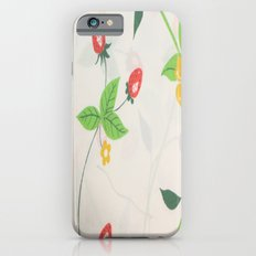 Strawberry Bloom iPhone 6s Slim Case