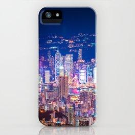 Victoria Night iPhone Case