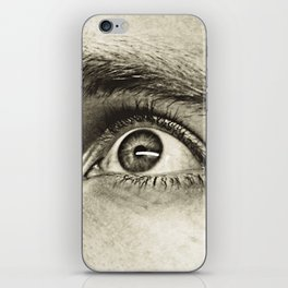 fright iPhone Skin