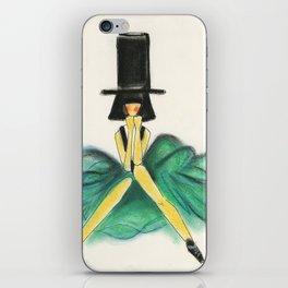 Ponder iPhone Skin
