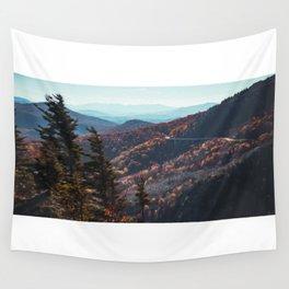 Lynn Cove Viaduct - Blue Ridge Parkway Wall Tapestry