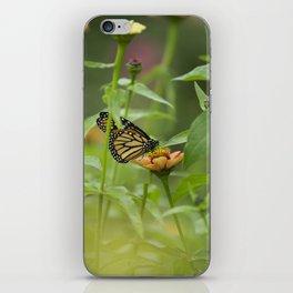 Monarch iPhone Skin