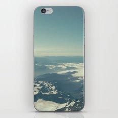Amidst the Summit - Mt. Rainier iPhone & iPod Skin
