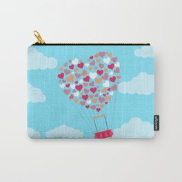 Hot Balloon Carry-All Pouch