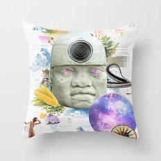 Omelca Throw Pillow