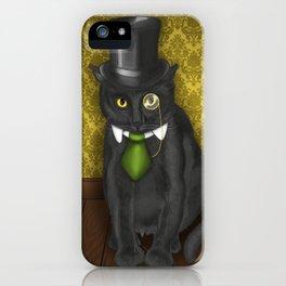 Bow-Legged Gentleman iPhone Case