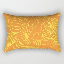 Shape Study: Mandarin Rectangular Pillow